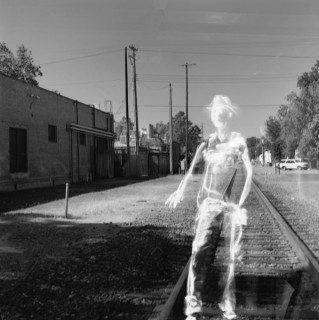 Track Man 8x10