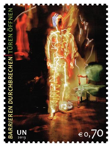 Pete Eckert Stamp